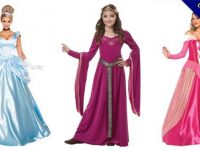28個萬聖節公主裝扮範例,公主服裝造型分享