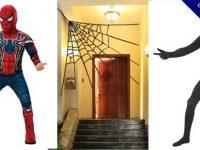 30個萬聖節蜘蛛裝扮DIY,蜘蛛網、蜘蛛人服裝造型