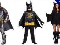 29個萬聖節蝙蝠俠造型範例,蝙蝠披風、蝙蝠翅膀都有