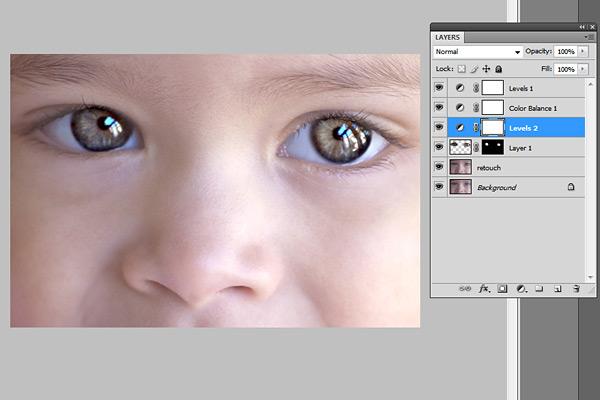 驚人的明亮的眼睛怎麼教程