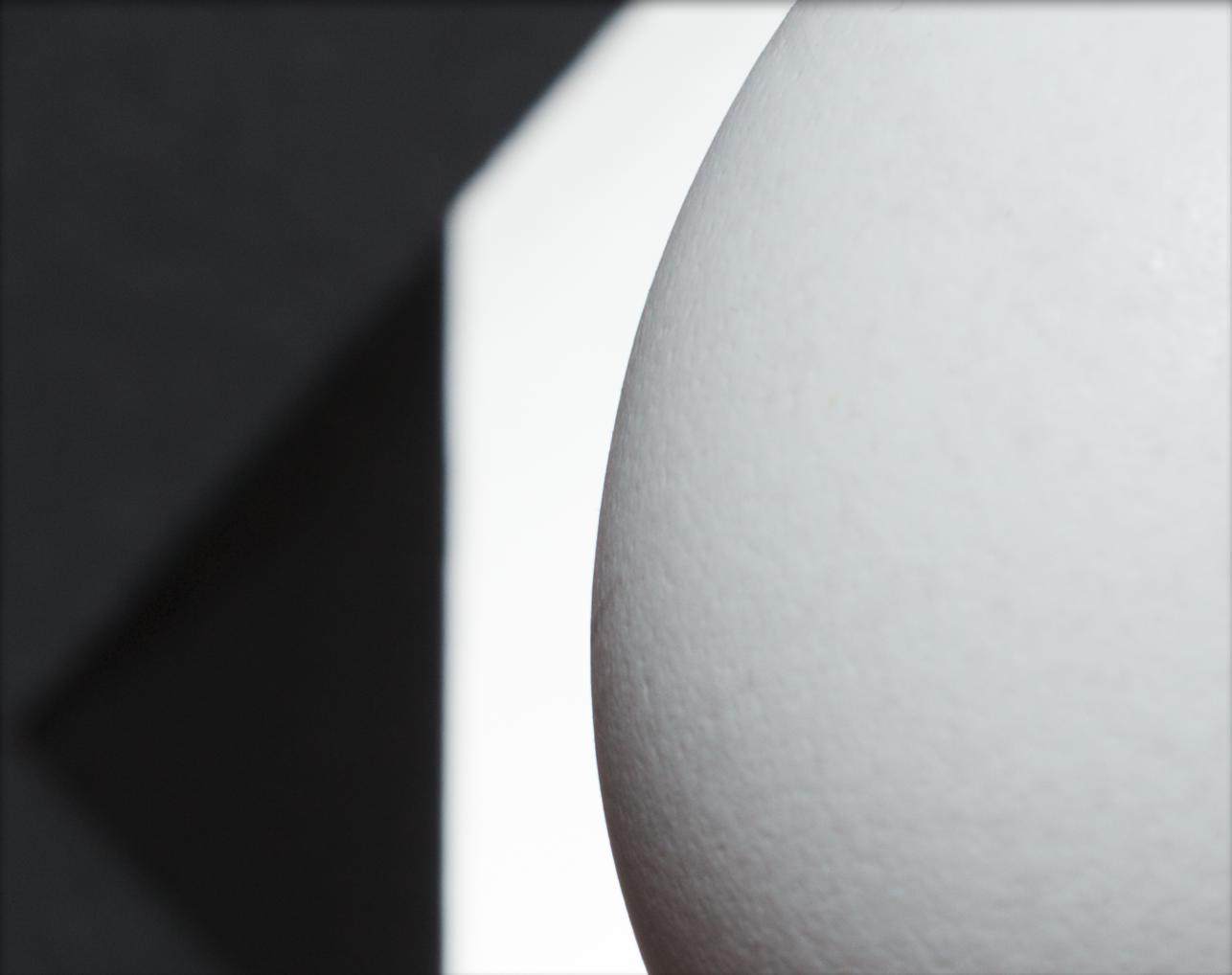 小闪灯布光系列教学 白底上的白鸡蛋 + 摄影师一秒去背的秘密 / PS去背教学