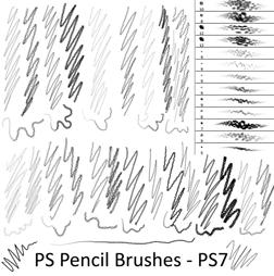 【笔刷包】天天疯后制严选126个超实用笔刷包下载
