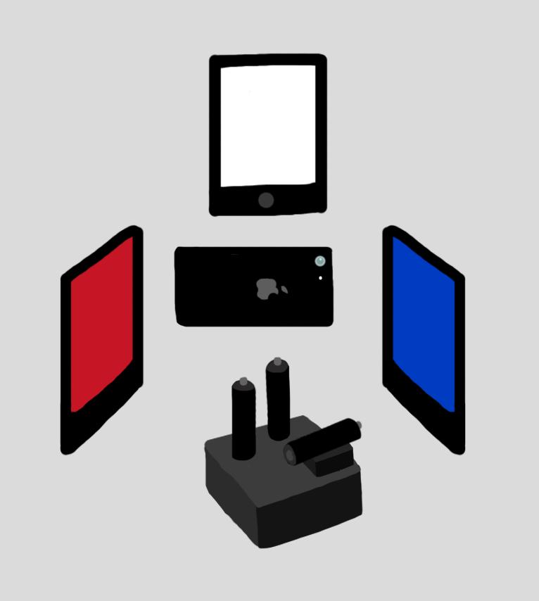 灯光黑客 贫穷摄影救星 把智慧型手机变成专业棚灯 / 手机打光教学