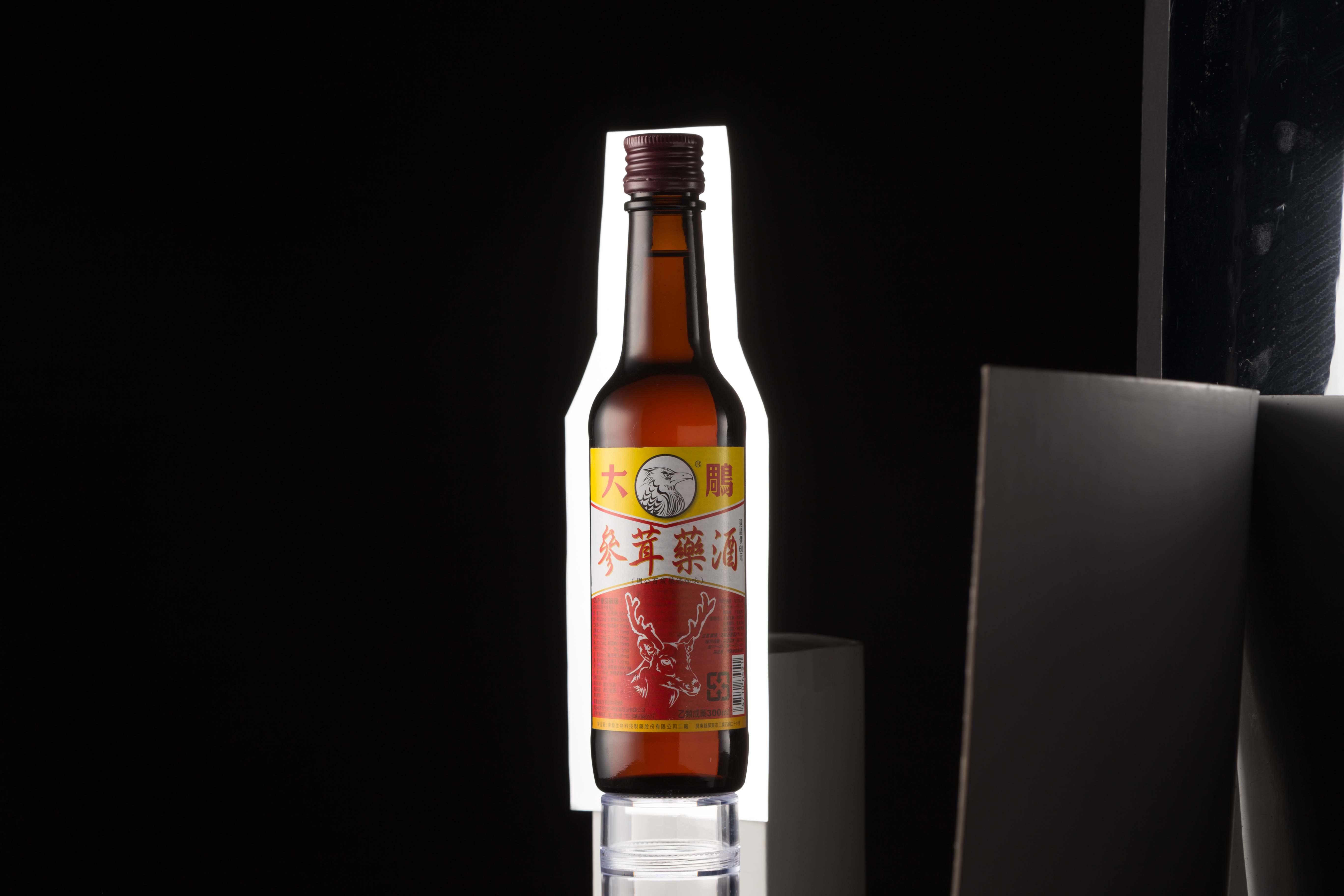 商业摄影布光教程 用一支灯拍酒瓶 商品去背照 / photoshop 商品去背