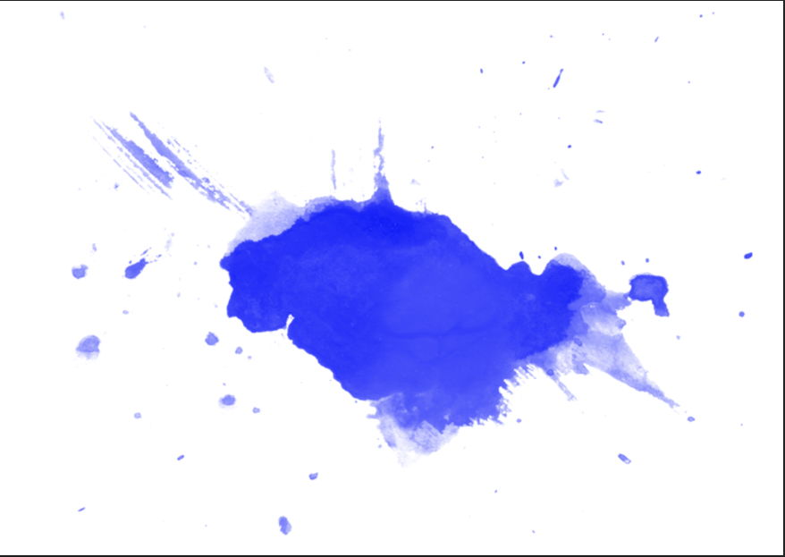 【PS笔刷下载】超实用32种泼墨水彩笔刷免费下载