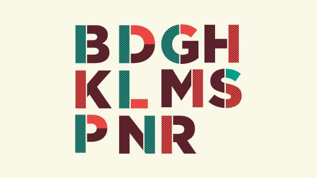 【字体推荐】9个高质感英文字体推荐,充满设计感英文字体下载。