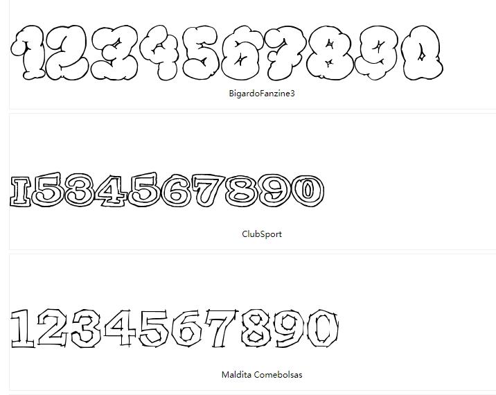 【可爱字体】线上可爱字体产生器,繁体可爱字体转换生成