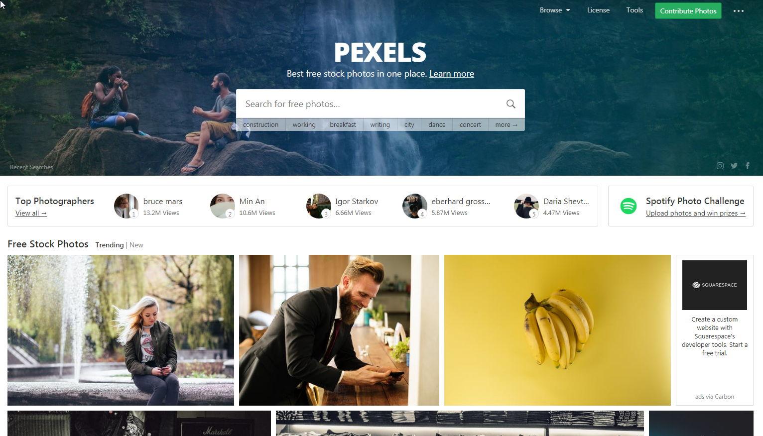 【CC0无版权】Pexels 线上高画质CC0无版权图库免费下载