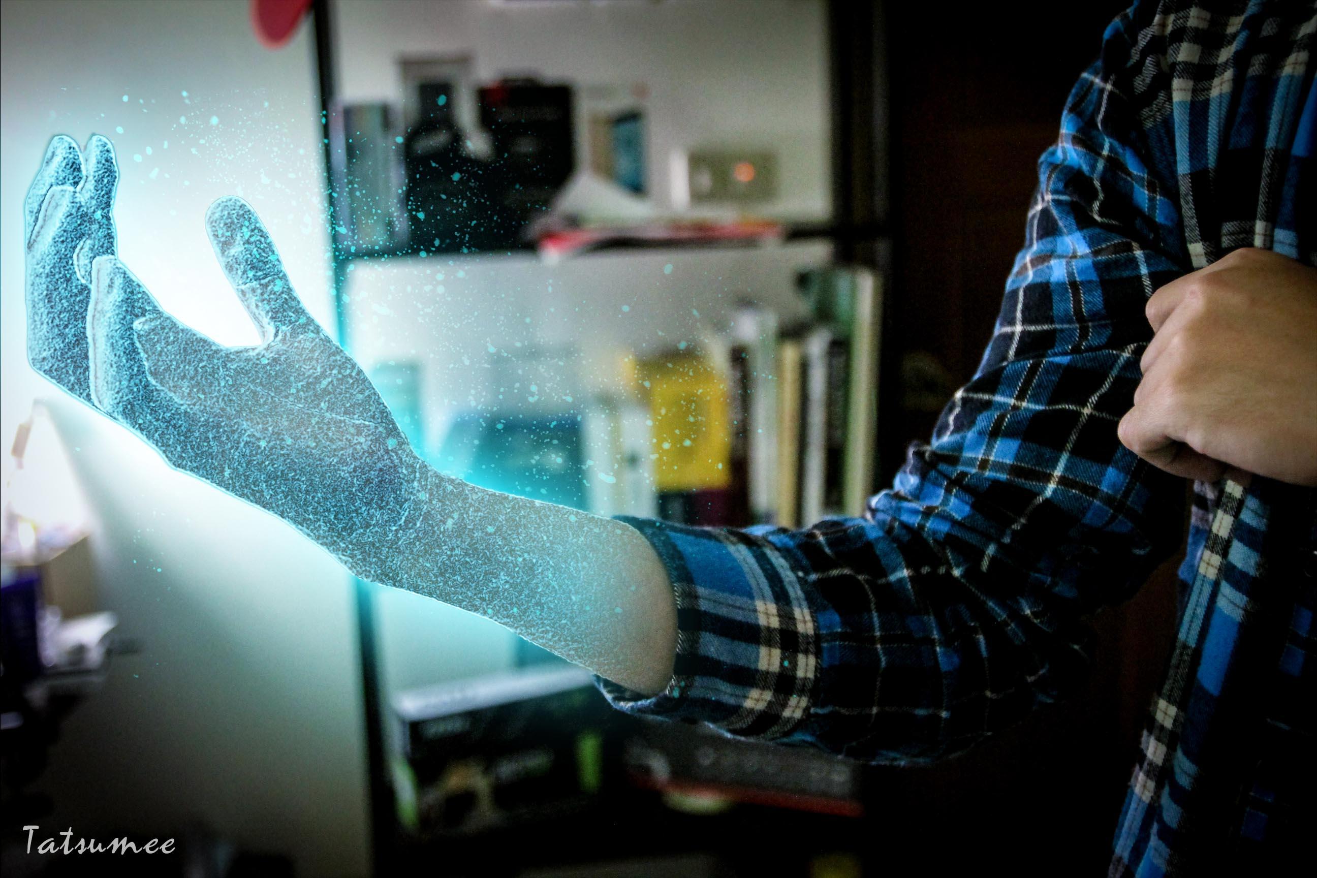 【结冰特效】塔兹米教你用PS做出冰霜特效