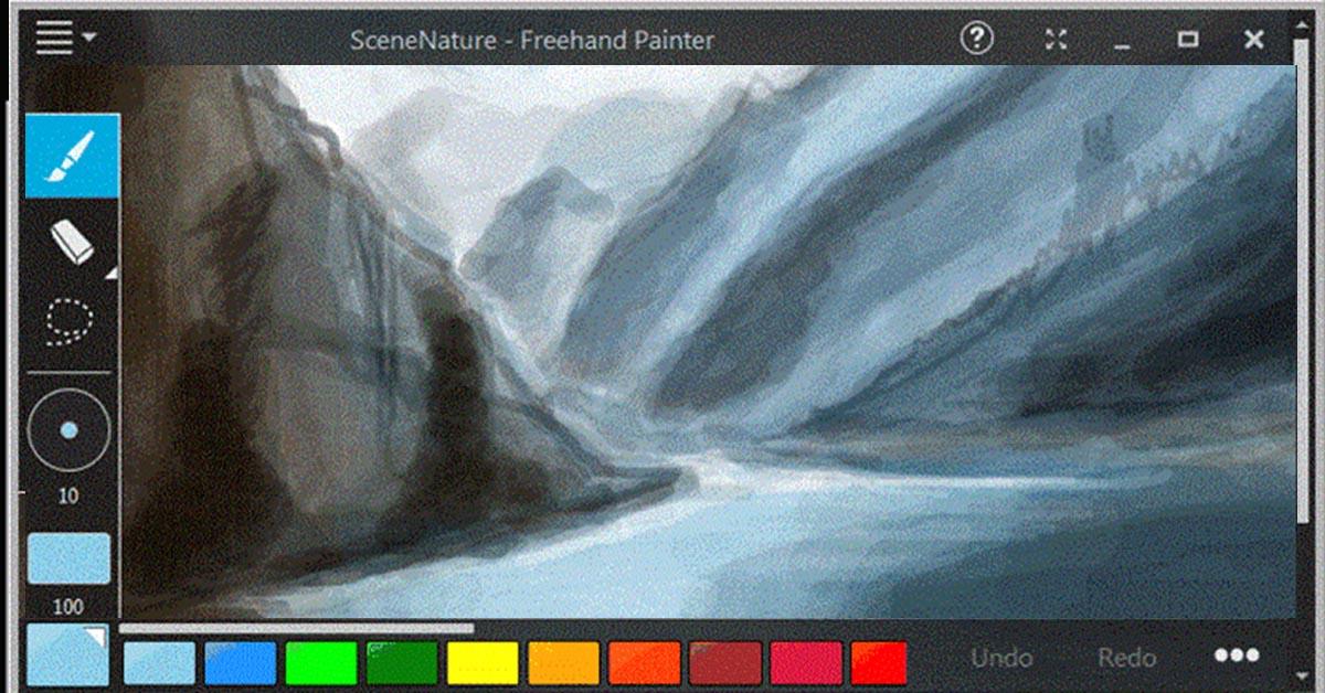 【電腦繪畫】Freehand Painter 免費電腦繪畫軟體下載