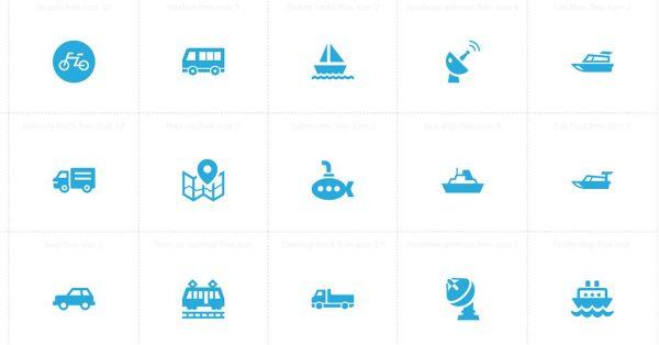 【ICON網站】收錄5400種CC0 ICON網站免費下載,小圖示素材首選