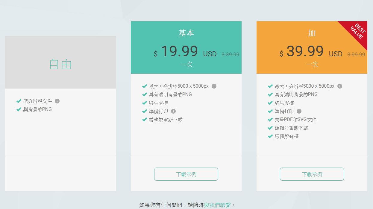 【Logo设计软体】Designevo 中文LOGO设计软体,LOGO制作专用款