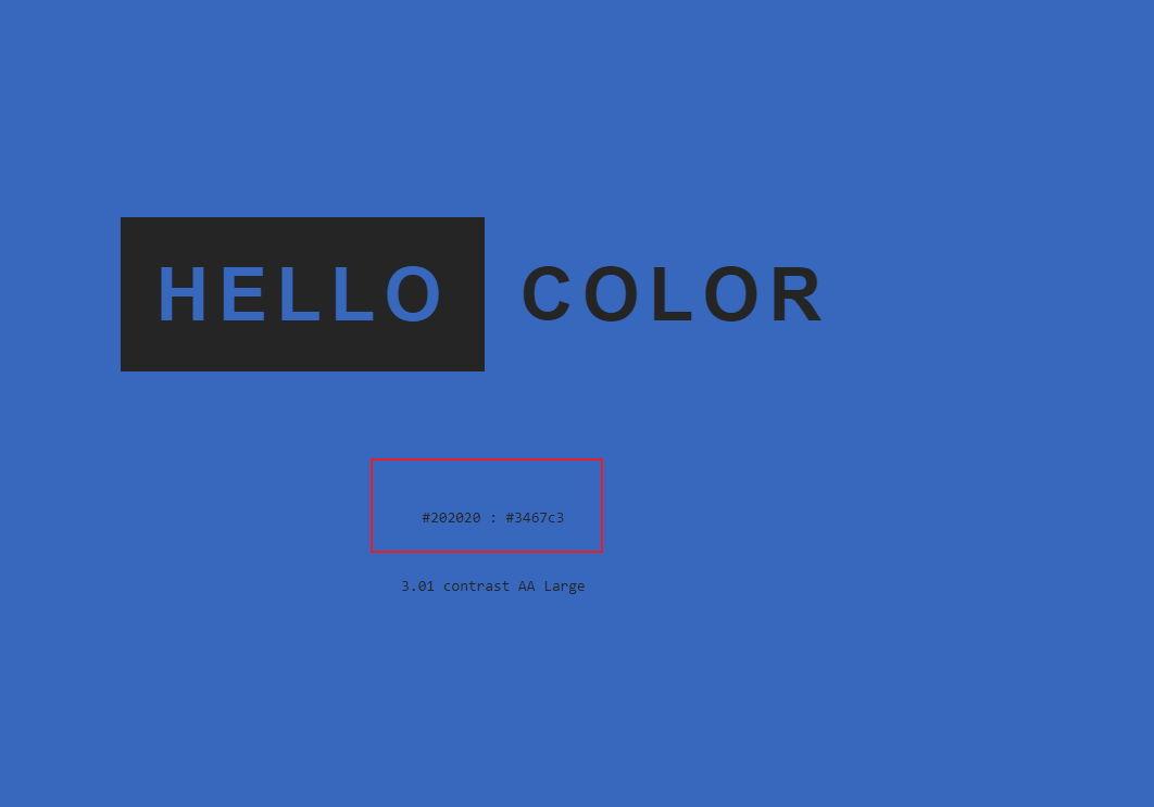 【海报配色】Hello-color 海报配色工具,海报背景颜色搭配、名片配色首选