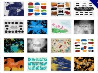 【油漆筆刷】40套專業版PHOTOSHOP油漆筆刷免費下載