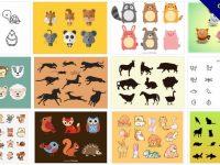 【動物矢量圖】 144套專業版illustrator動物矢量圖下載