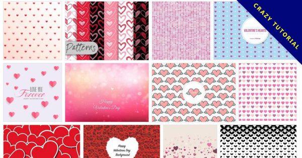 【愛心桌布】70套illustrator 愛心桌布素材免費下載 ,愛心素材首選