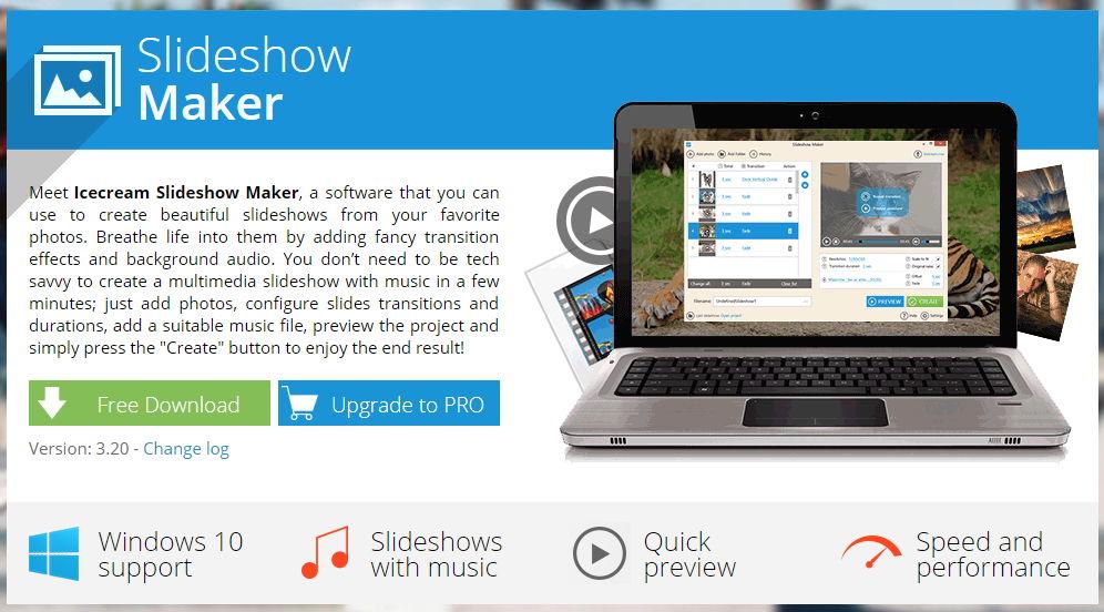 【幻灯片制作】Slideshow 幻灯片制作软体下载,照片轮播推荐款