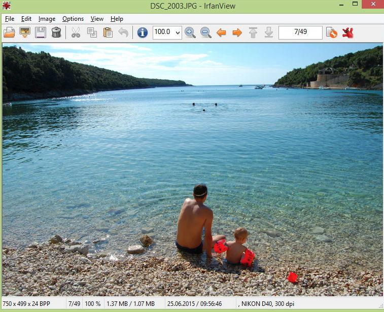 【照片转档】IrfanView 照片批次转档软体下载,照片快速压缩