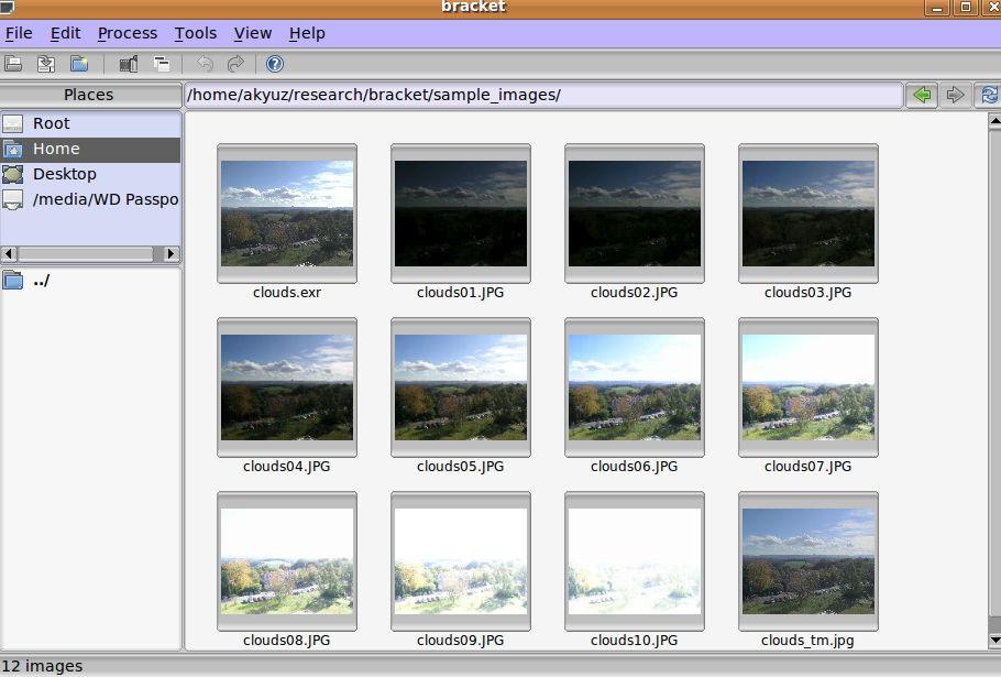 【HDR合成】Bracket 照片HDR合成软体,让你后制出最美的风景照。