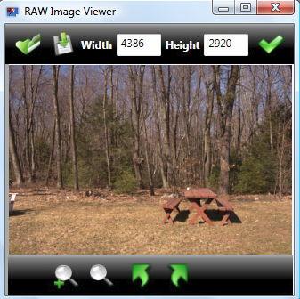 【RAW档预览】RAW Viewer 相机RAW档预览工具,CR2、NEF、RAF档快速预览