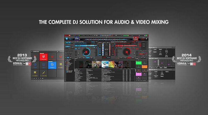 【混音软体】专业免费版 DJ混音软体下载,电子音乐混音首选
