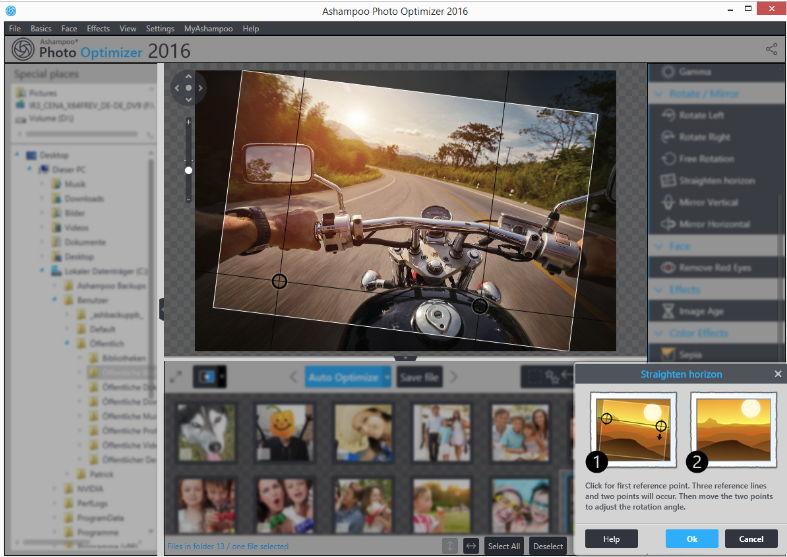【裁剪照片】Photo Optimizer 裁剪照片软体,自由裁切照片和调整图案大小