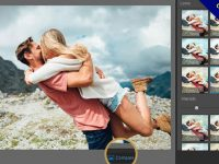 【圖片後製】Fotor 圖片後製軟體下載,圖片色調濾鏡通通都免費使用。