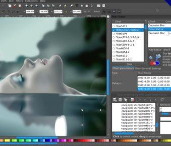 【向量繪圖】專業版 Inkscape 向量繪圖軟體下載,向量圖檔製作工具