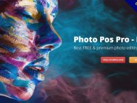 Photo Pos Pro 照片編輯軟體下載,強大又好用的照片編輯軟體
