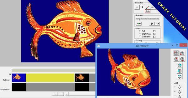 【2D轉3D照片】Photoanim 2D照片轉3D模型軟體下載,建立專業3D圖檔