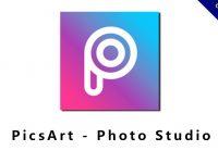 PicsArt-Studio 圖片拼貼軟體下載,照片拼貼和調色濾鏡都很好用。