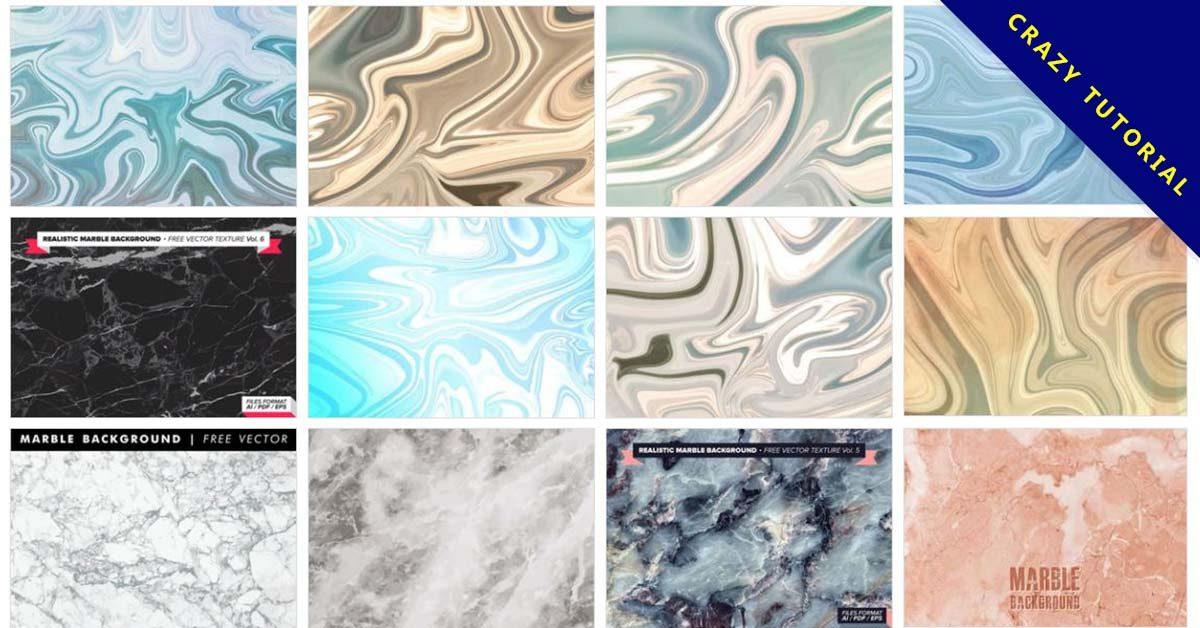 【大理石桌布】70套 illustrator 大理石紋電腦桌布下載 ,大理石紋AI素材