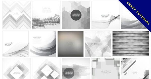 【灰色桌布】100套 illustrator 灰色桌布下載,灰色壁紙首選