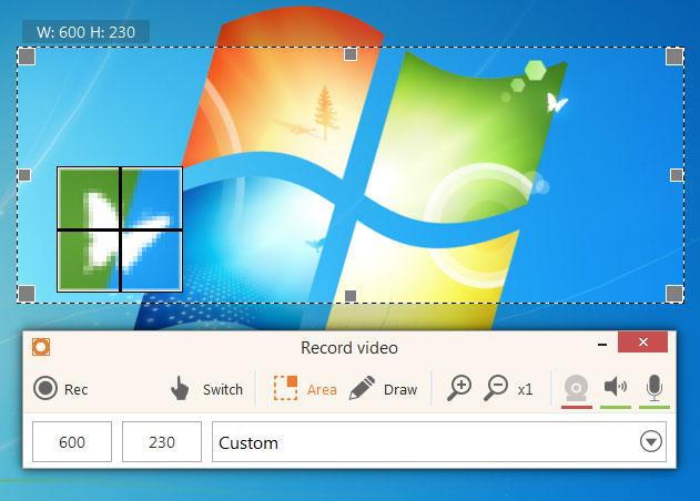 【桌面录影】Screen Recorder 电脑萤幕录影程式免费下载