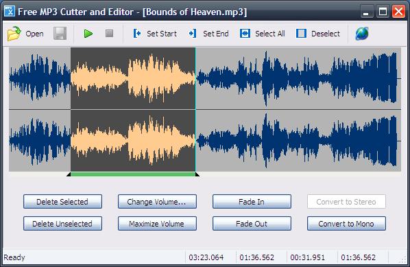 【MP3剪辑】新手专用MP3剪辑软体,快速编辑MP3音乐档。