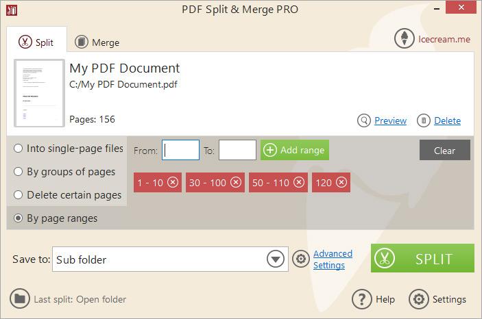 【PDF分割】超实用PDF分割合并工具免费下载,PDF加密推荐