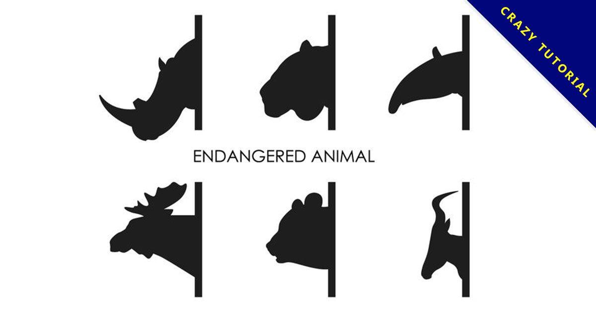 【犀牛卡通圖】30套 Illustrator 犀牛圖案下載,犀牛圖片推薦款