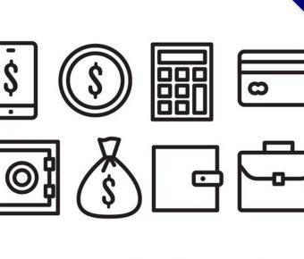 【銀行logo】32套 Illustrator 銀行AI圖下載,銀行圖案推薦款