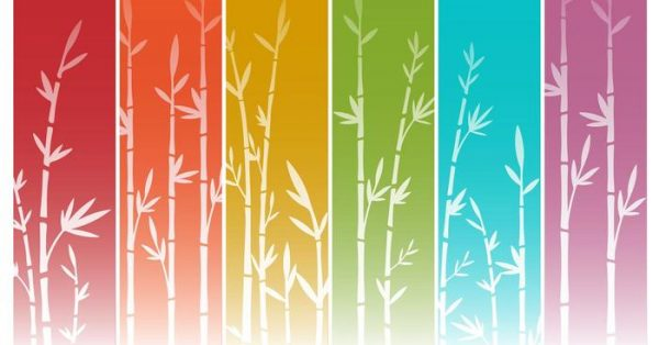 【竹子素材】74套 Illustrator 竹子圖案下載,竹子圖片推薦款