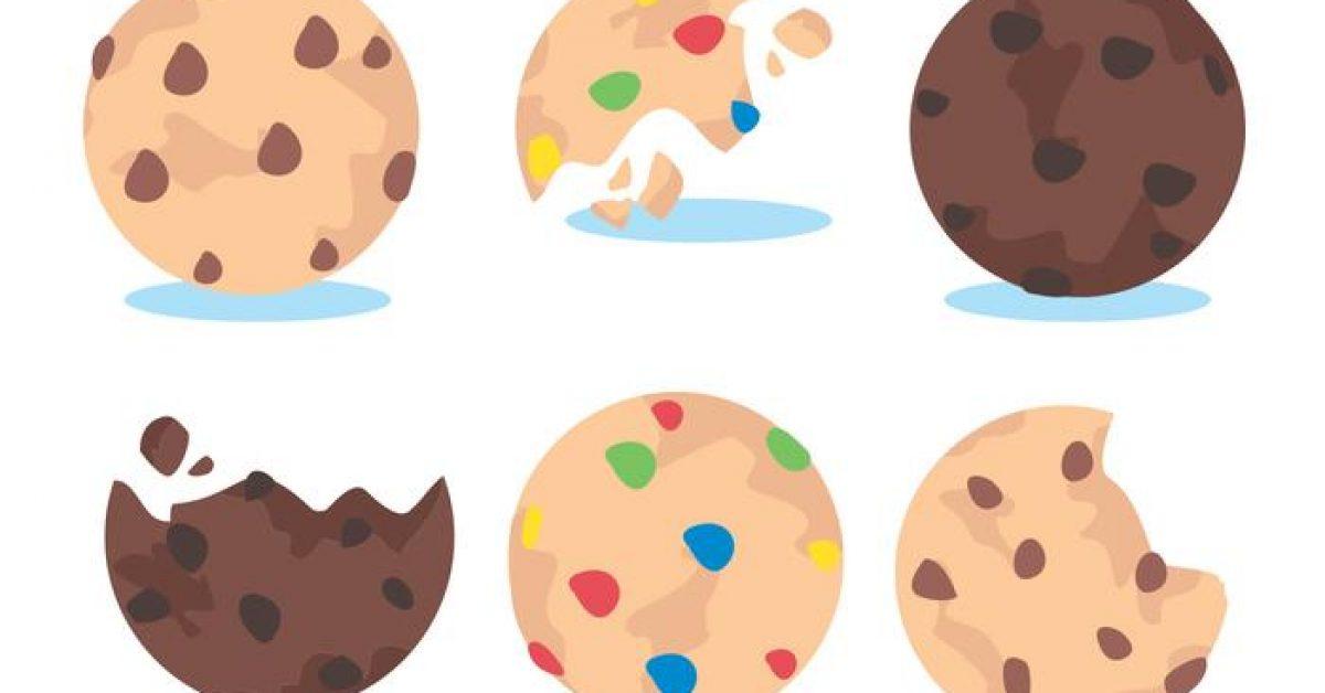 【餅乾圖案】36套 Illustrator 可愛餅乾圖下載,餅乾卡通圖推薦款