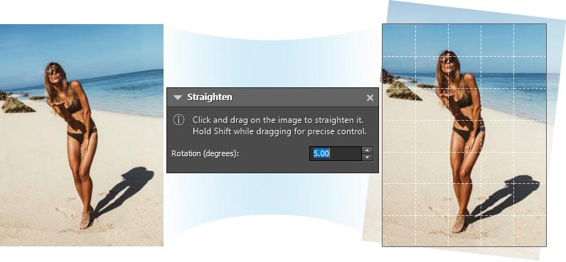 【修片软体】PhotoPad 免费专业修照片软体,新手初学必备款