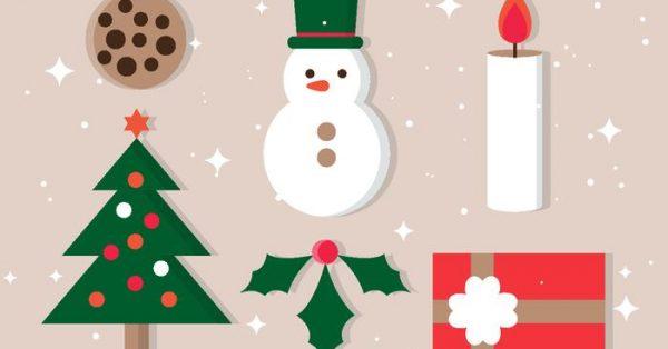【雪人圖案】34套 Illustrator 雪人圖片下載,雪人卡通圖推薦款