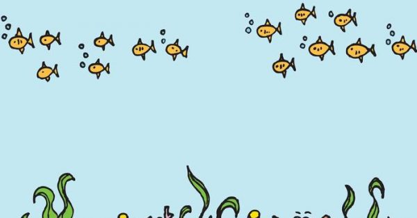 【海洋背景】42套 Illustrator 海洋圖片下載,海洋素材推薦款