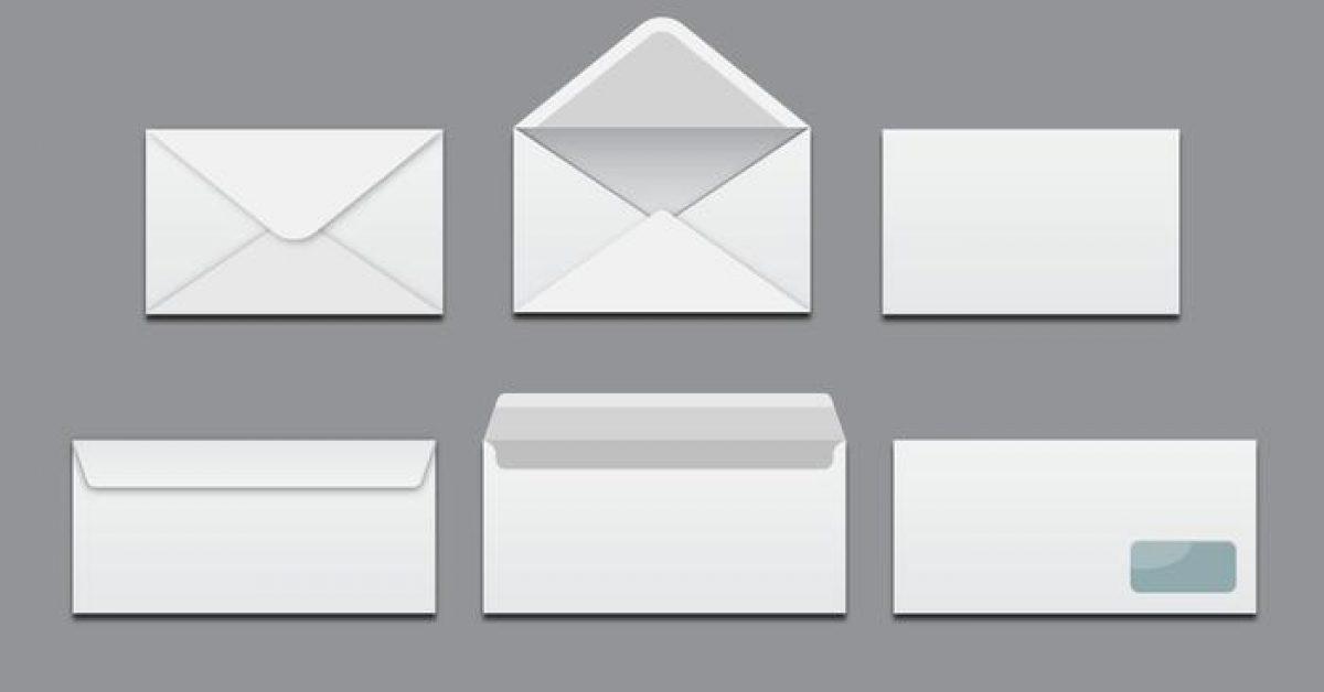 【信箱符號】69套 Illustrator 信箱圖案下載,郵件符號推薦款