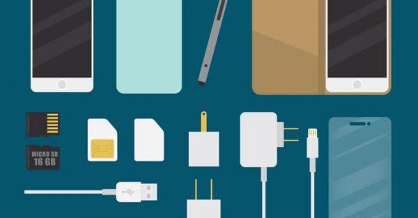 【手機符號】65套 Illustrator 手機圖片下載,手機圖示推薦款
