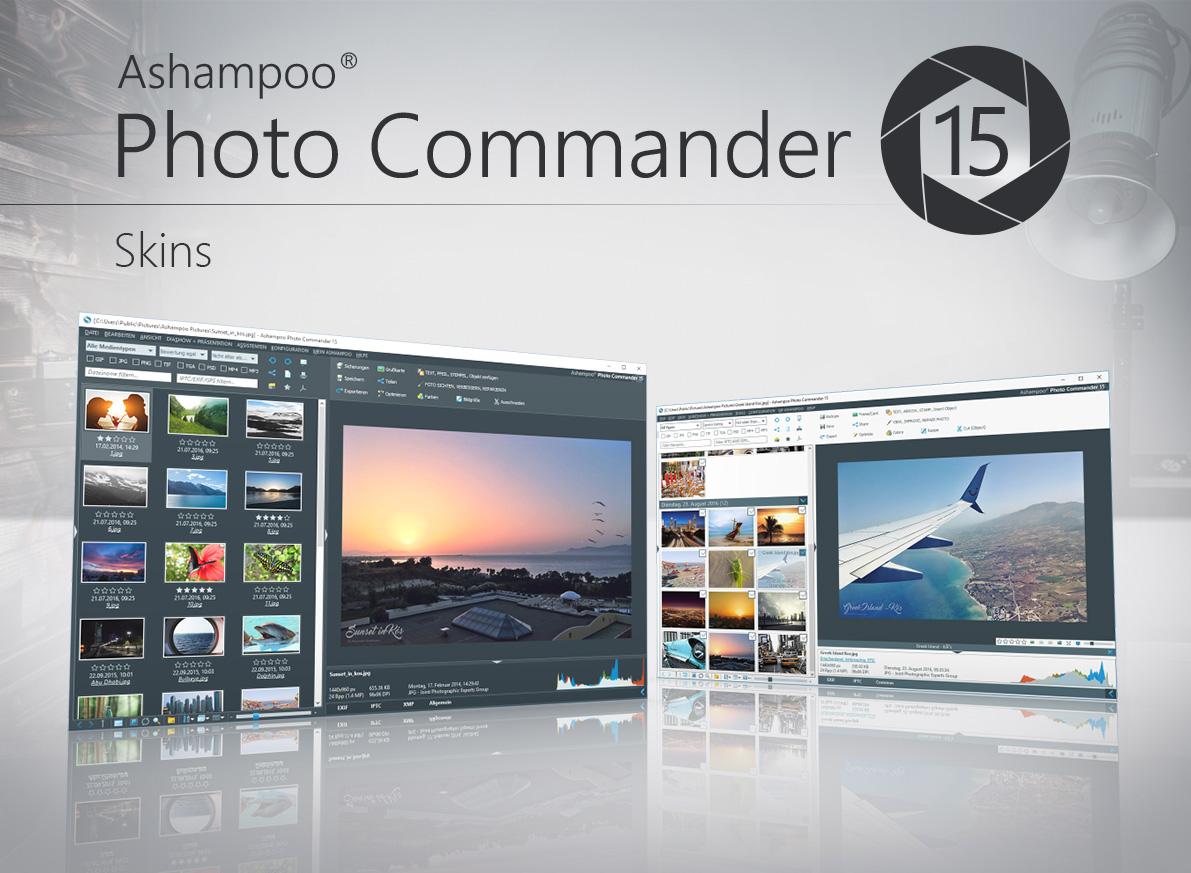 【照片修图】Ashampoo 专业照片修图工具免费下载 – 照片指挥官