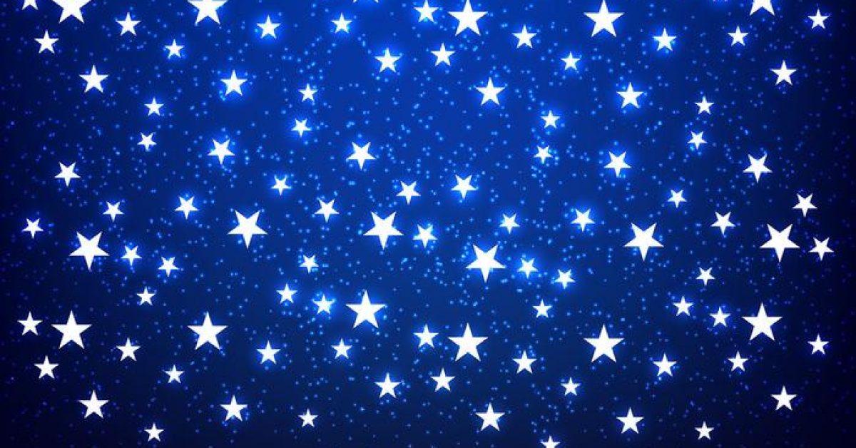 【星星圖案】70套 Illustrator 星星素材下載,星星圖片推薦款