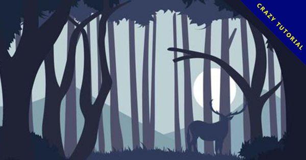 【叢林素材】精選38款叢林素材下載,叢林背景免費推薦款