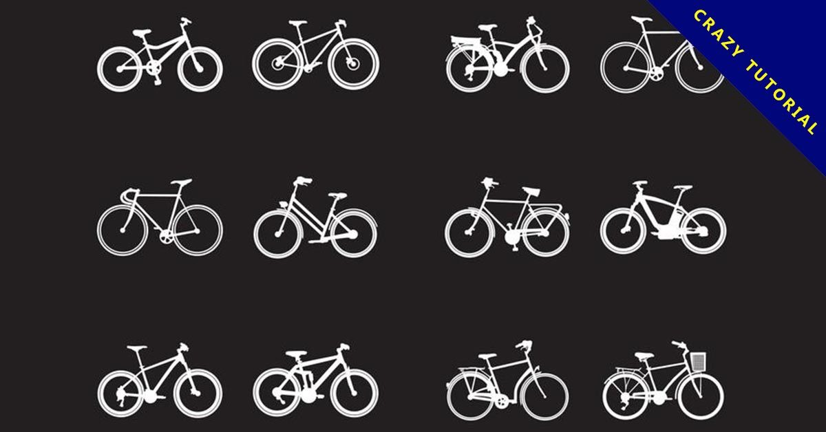 【單車卡通】精選34款單車卡通下載,單車圖案免費推薦款
