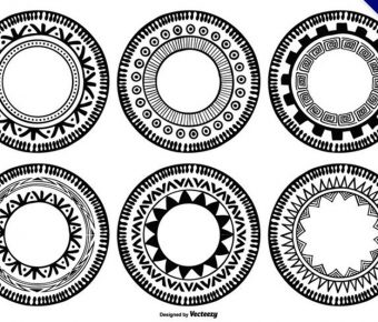 【圓圈素材】精選35款圓圈素材下載,圓圈圖案免費推薦款